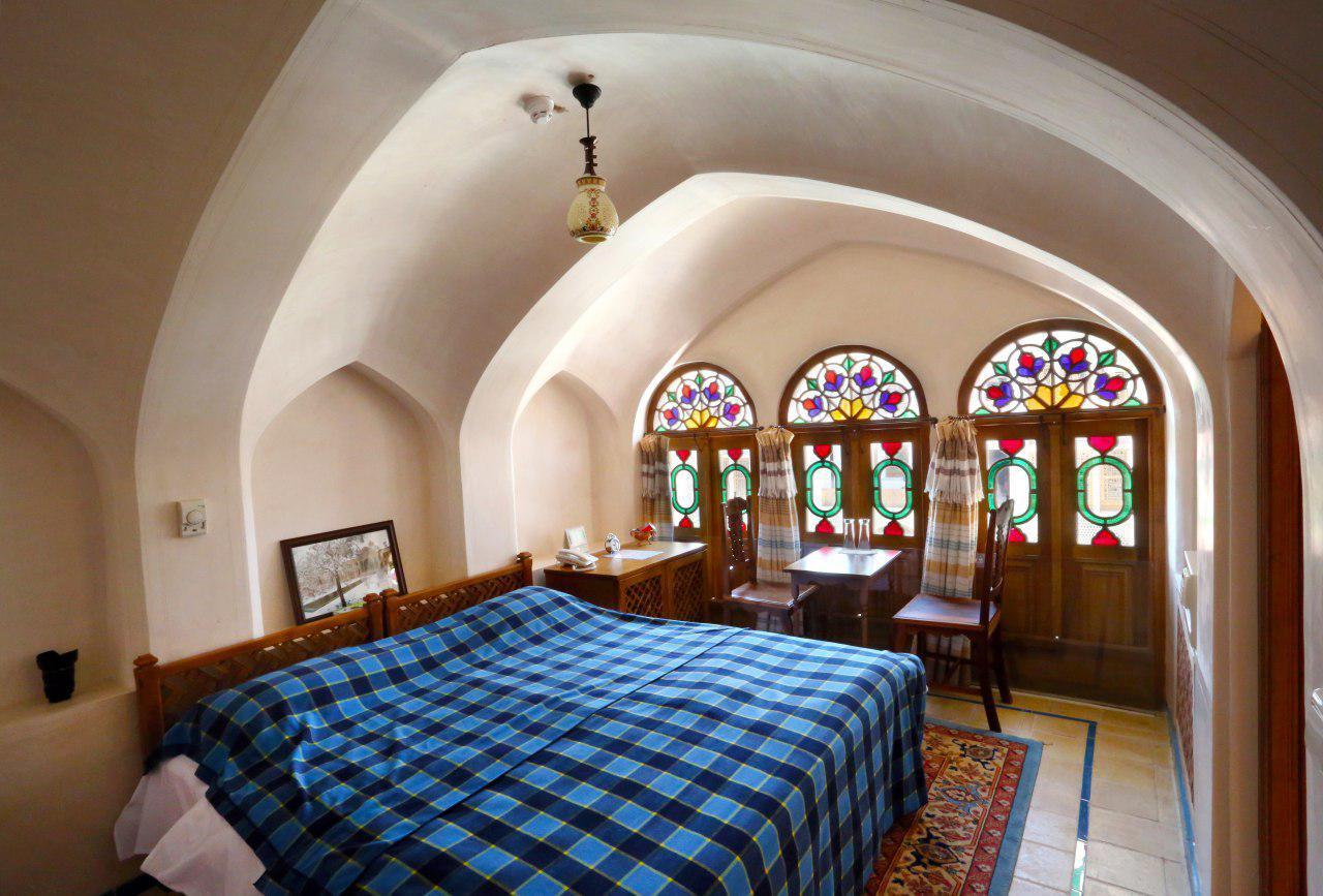 اتاق های خانه مهینستان راهب