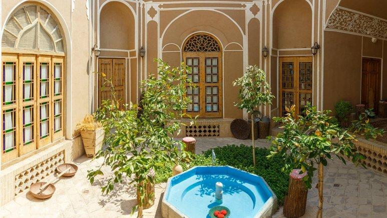 اقامتگاه سنتی نارنجستان یزد