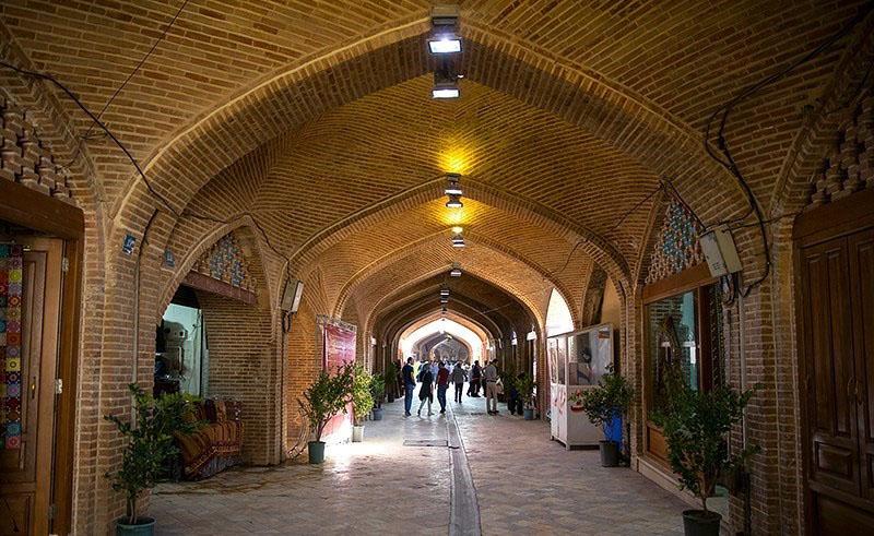 بازارچه سنتی عودلاجان