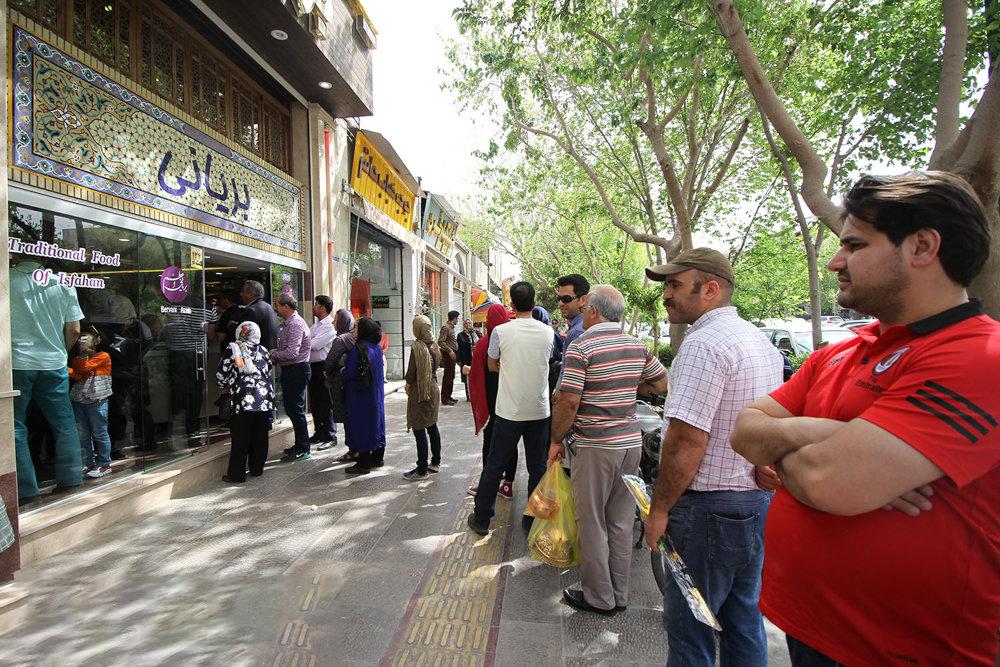 بهترین رستوران های اصفهان برای خوردن بریان
