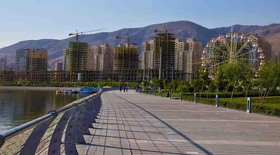 تفریح در تهران