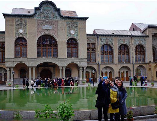 زیباترین عمارت های تهران