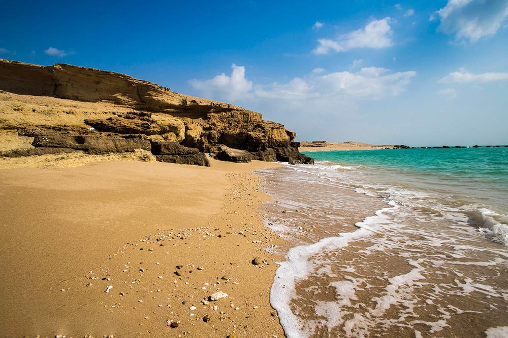 ساحل هنگام