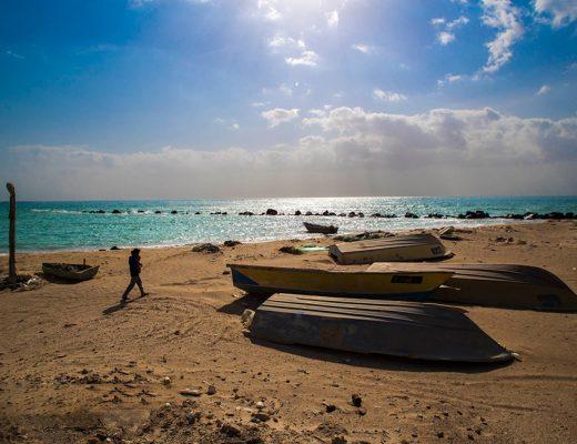 سواحل زیبای ایران