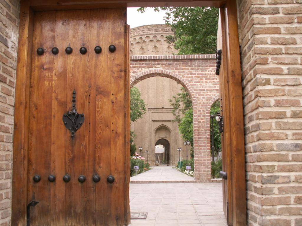 آرامگاه 900 ساله شهرری
