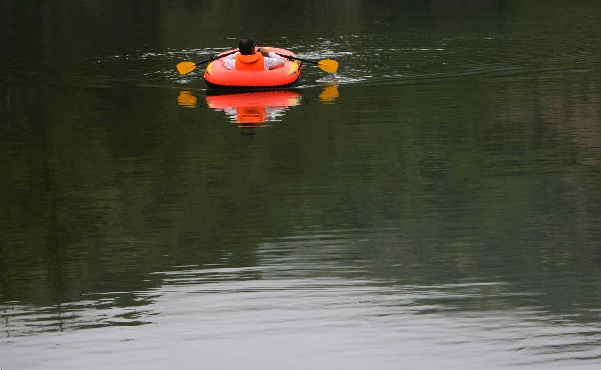 قایق سواری در شورمست