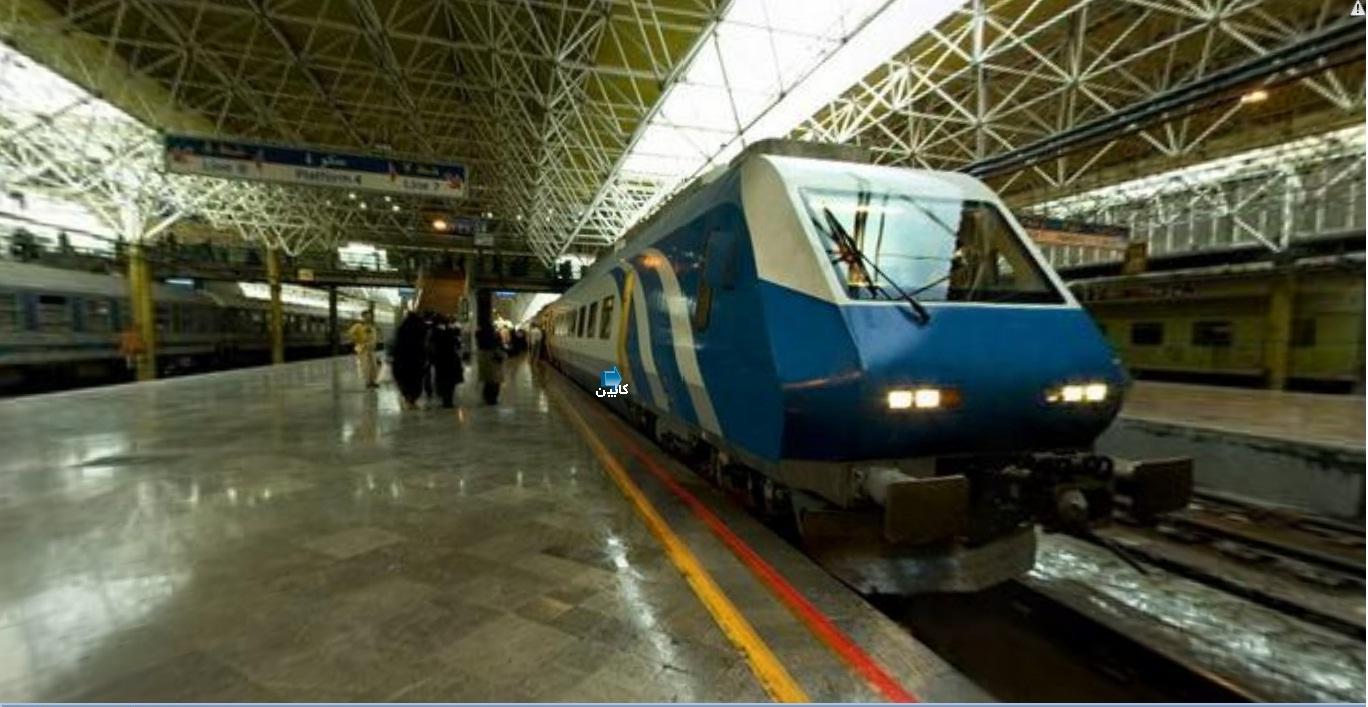 قطارهای مسیر تهران یزد