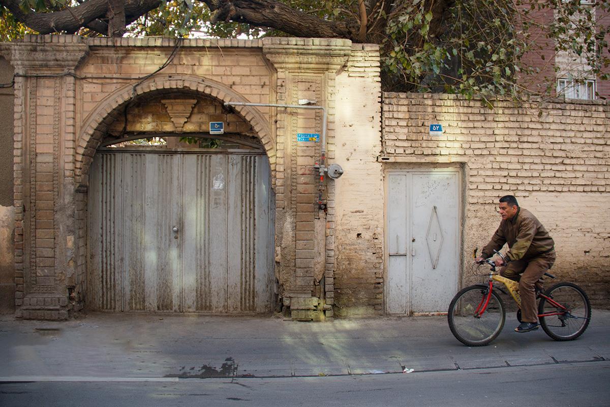 محله قدیمی تهران