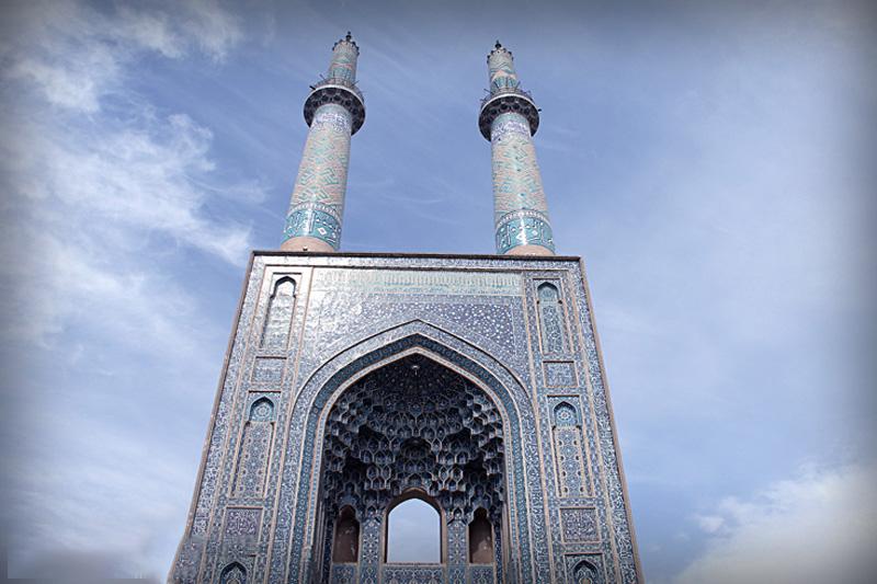 مناره های مسجد