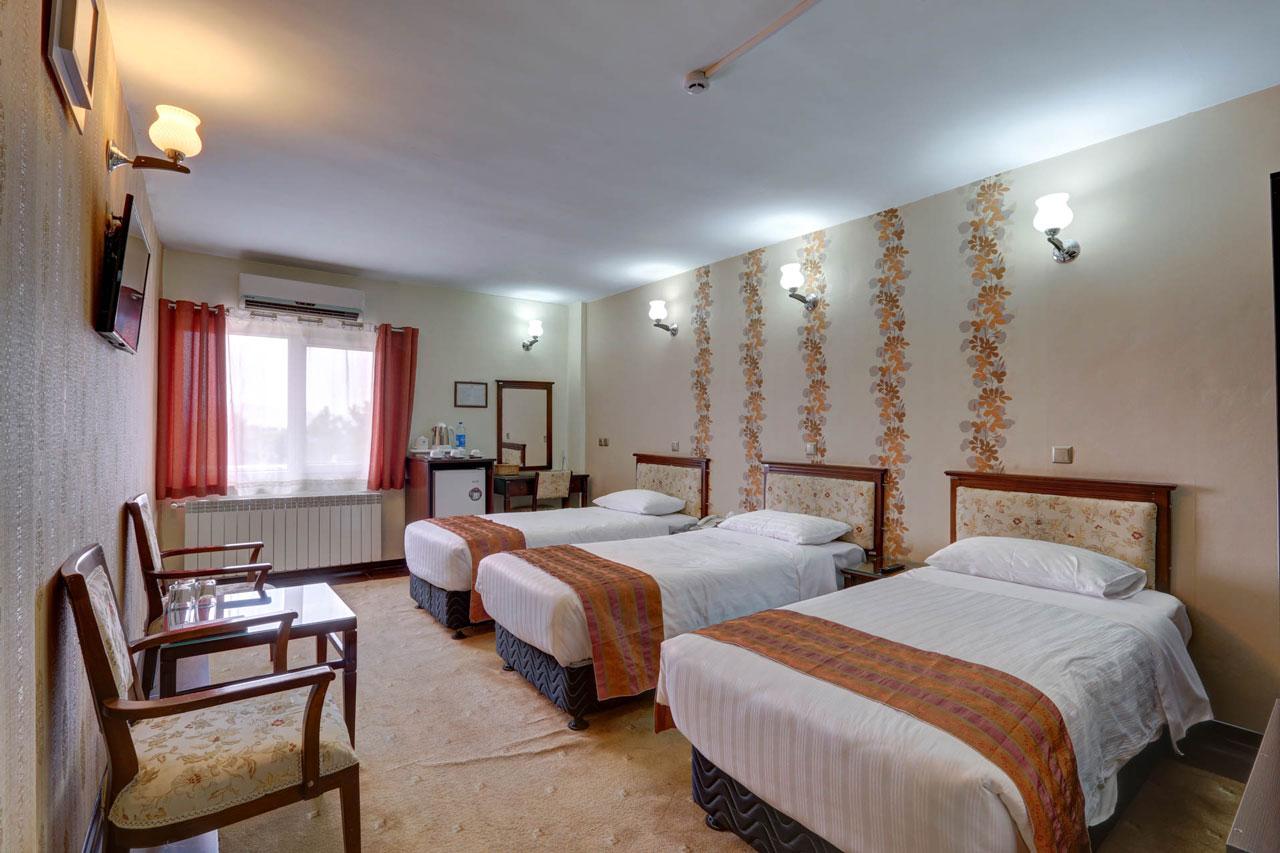 هتل جهانگردی سنندج