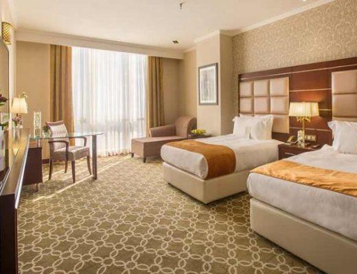 لوکسترین هتلهای تبریز کدامند؟