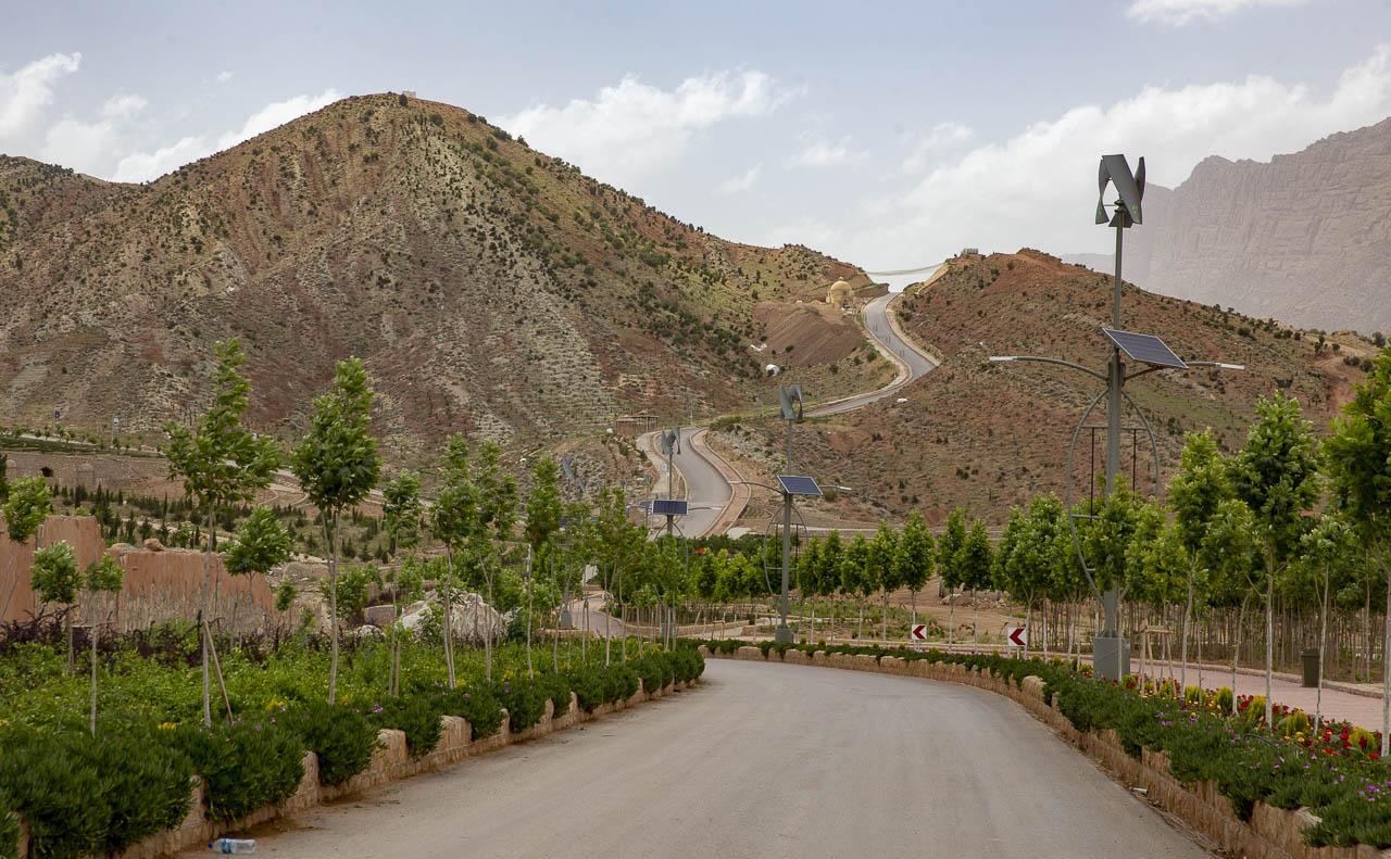 پارک کوهستانی دراک