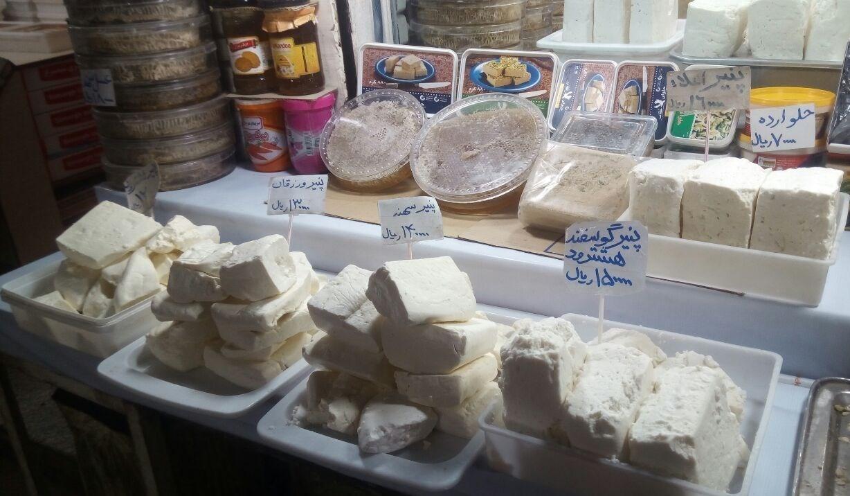 پنیر تبریز