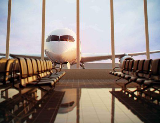 فرودگاه کاشان