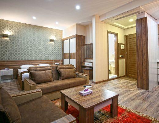 بهترین هتل همدان