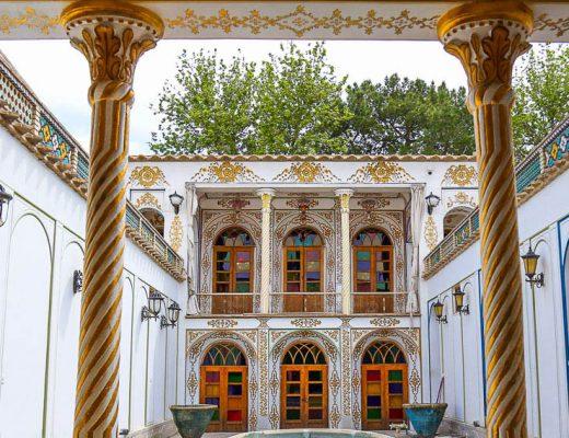 زیباترین خانه های تاریخی اصفهان کدامند؟