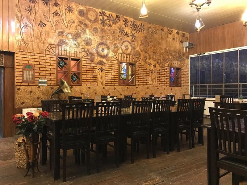 رستوران شفانوش