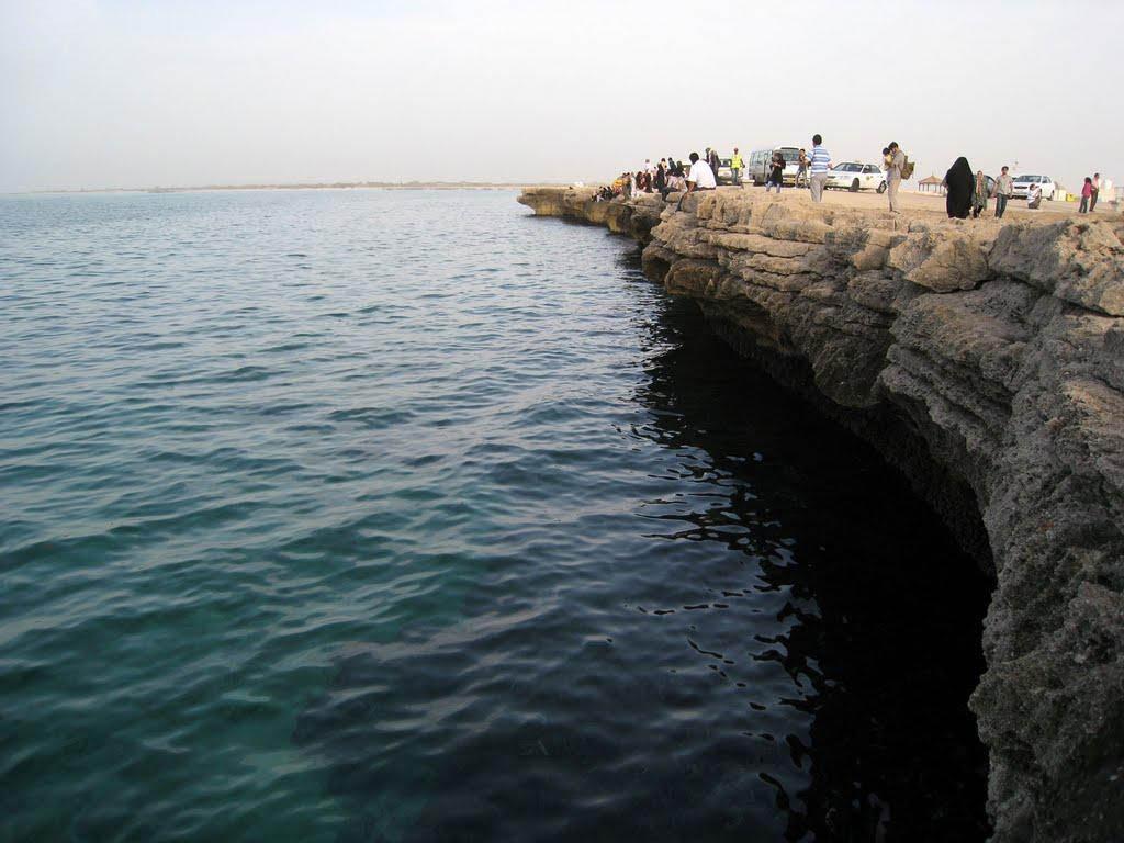 قسمت شمال جزیره کیش