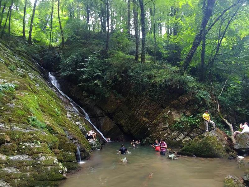 آبشار روخانکول