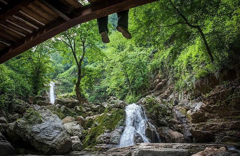 آبشار شیرآباد خان