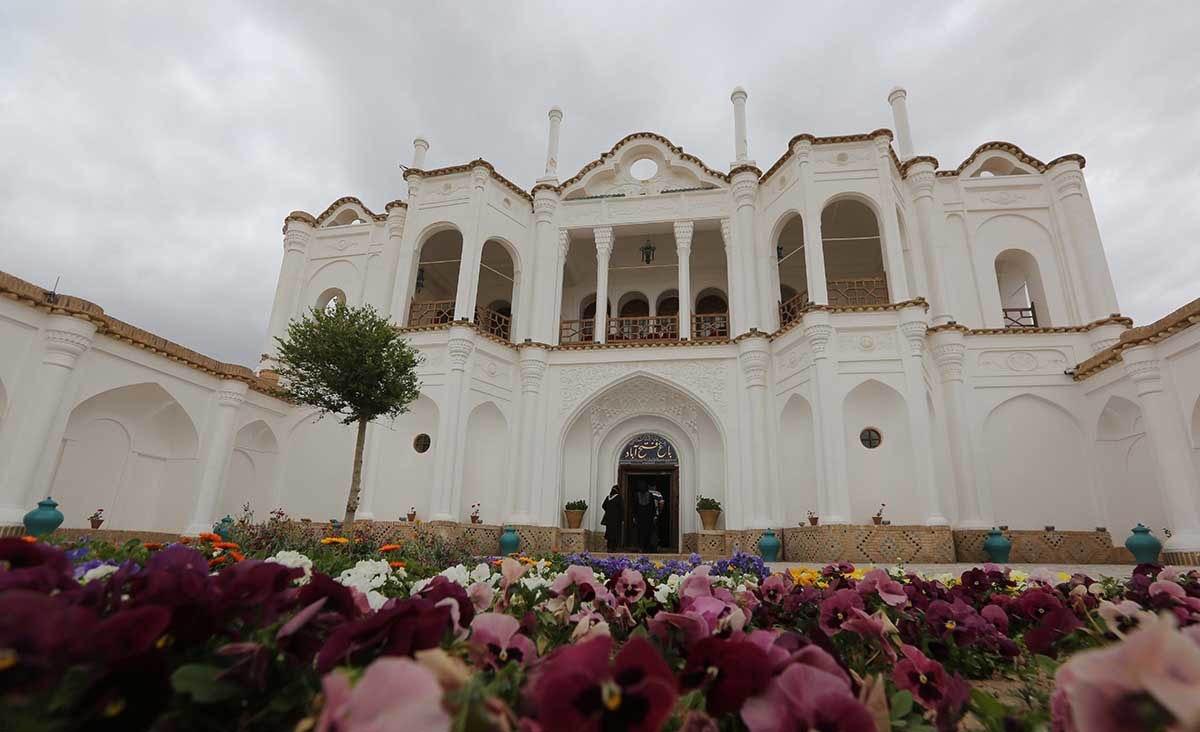 عمارت فتح آباد