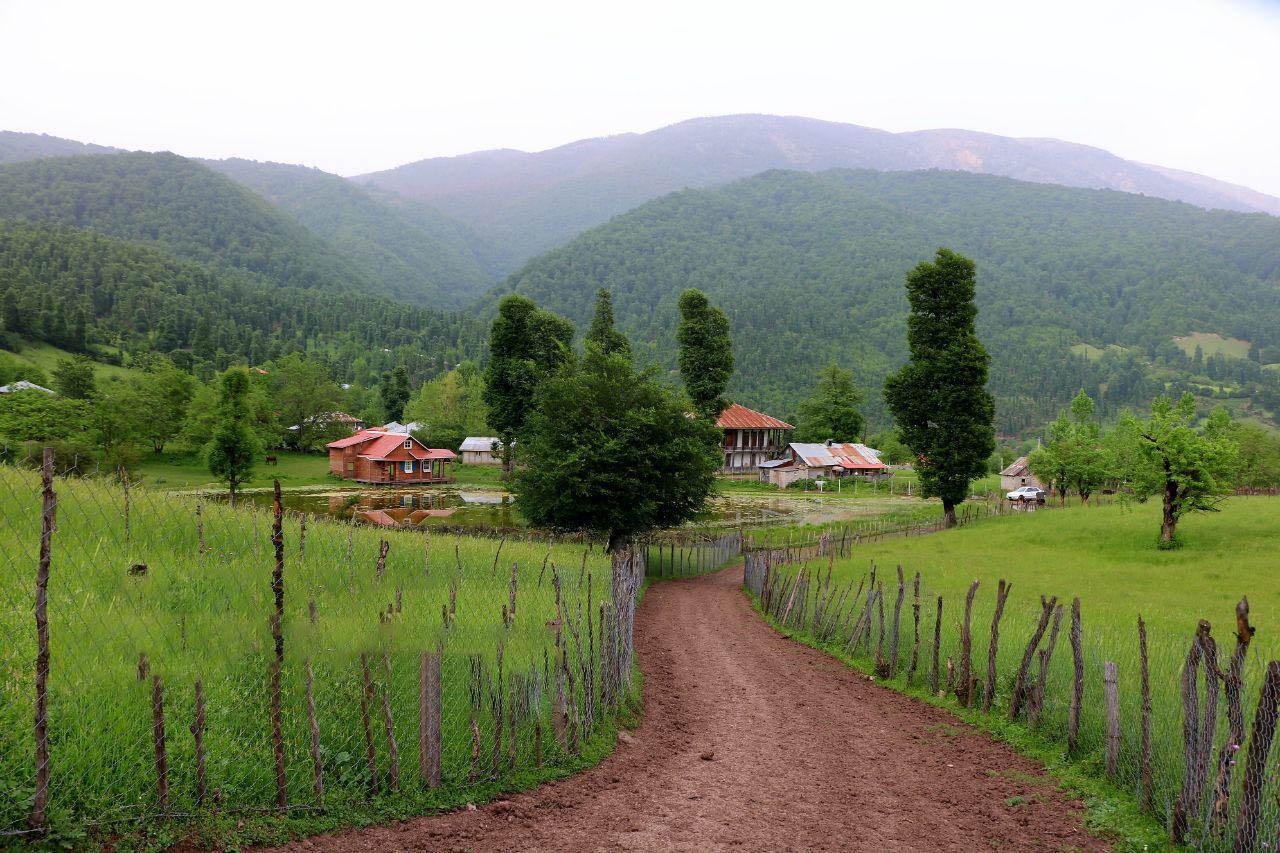 رستم آباد گیلان