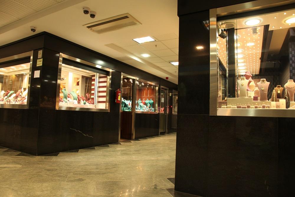مرکز طلا و جواهر
