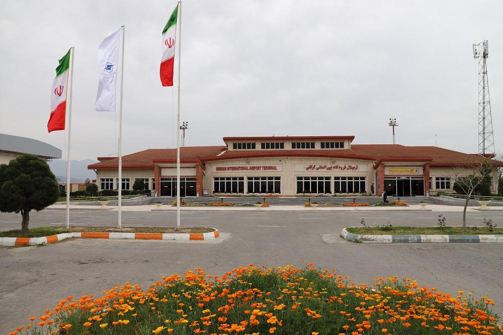 اطلاعات پرواز فرودگاه گرگان