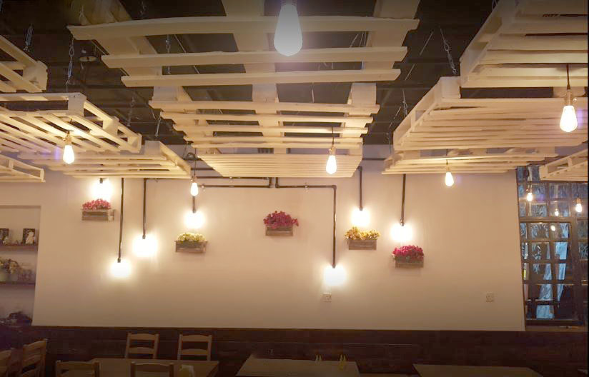 کافه رستوران ریحون آبادان