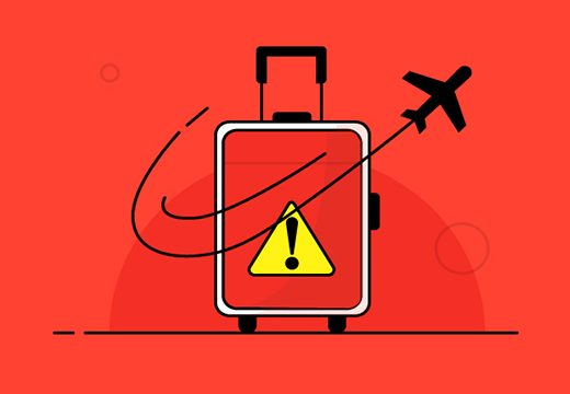 اعلام محدودیت سفرهای هوایی در برخی از شهرهای ایران