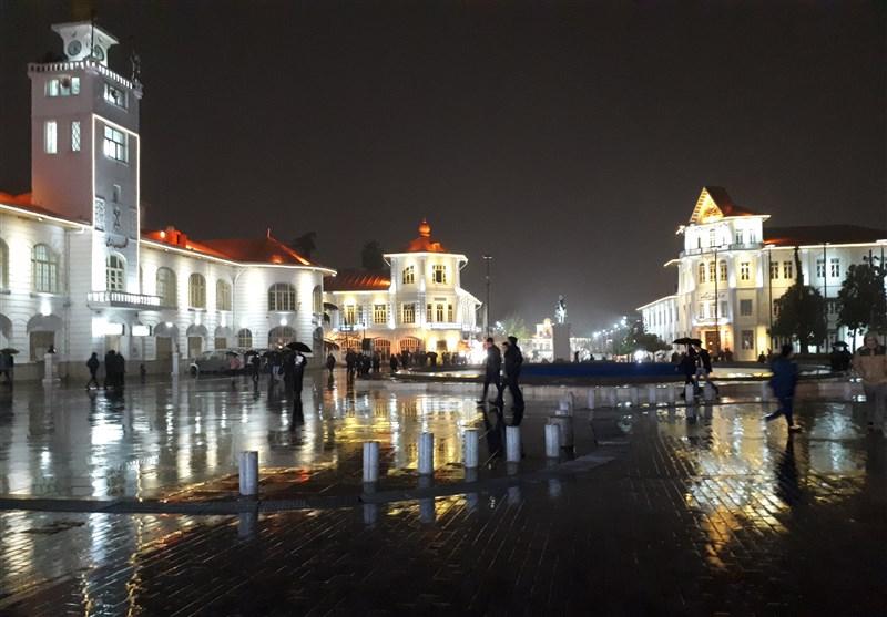 مجموعه میدان شهرداری رشت