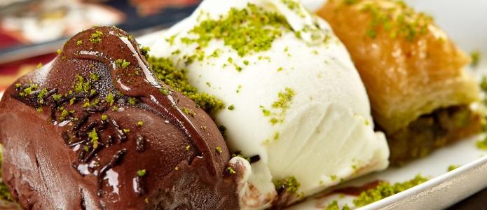 بستنی دندورما ترکیه