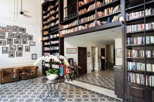 هتل کتابخانه در ویتنام