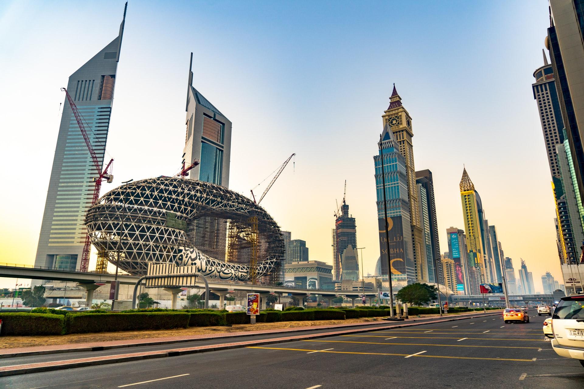شرایط پذیرش مسافر در دبی