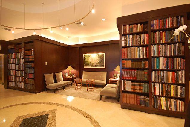 هتل کتابخانه در نیویورک