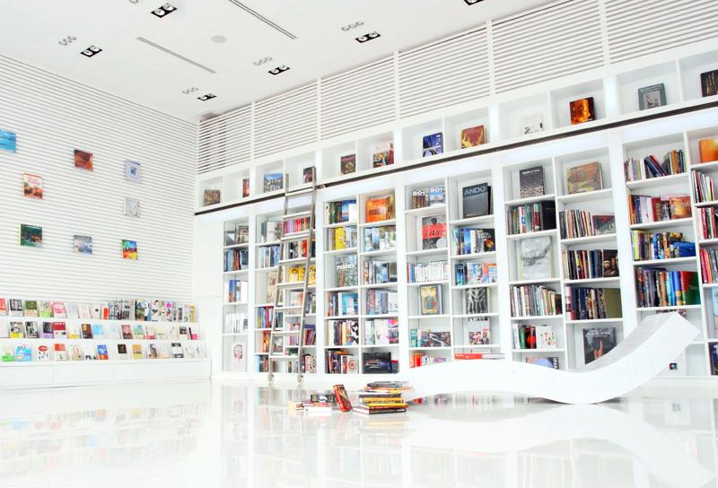 هتل کتابخانه در تایلند