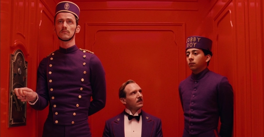فیلم هتل بوداپست