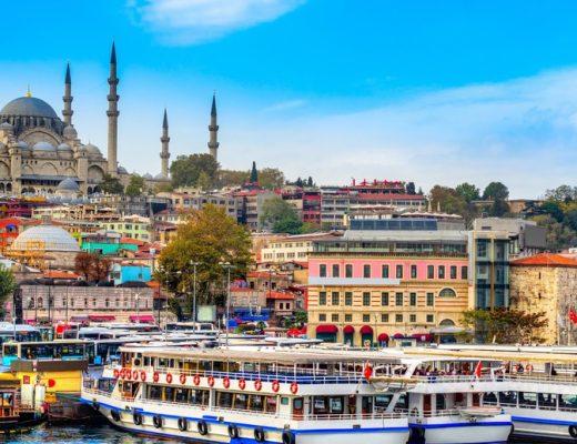 در سفر به استانبول کجا را ببینم؟