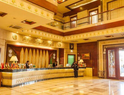 بهترین هتلهای مشهد از دید کاربران