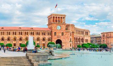بهترین هتلهای ایروان