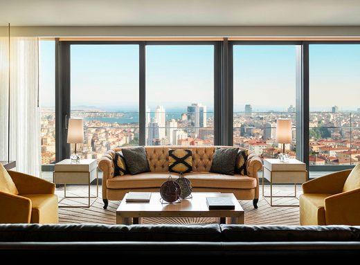 بهترین هتلهای استانبول