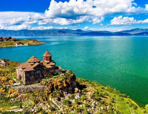شهرهای دیدنی ارمنستان