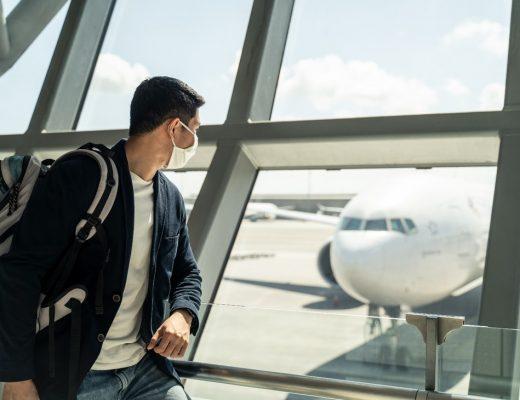 مراقبت کرونایی در سفر هوایی