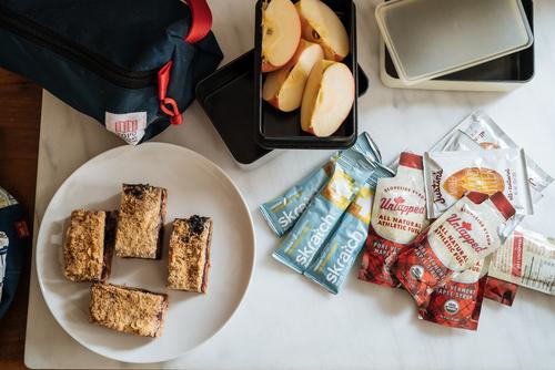 خوراکی در هواپیما