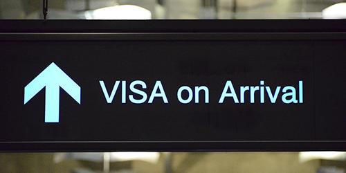 get a visa for Iran
