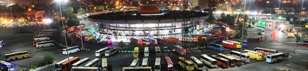 South Terminal (Terminal-e Jonoub)