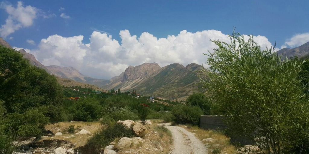 the-alborz-range