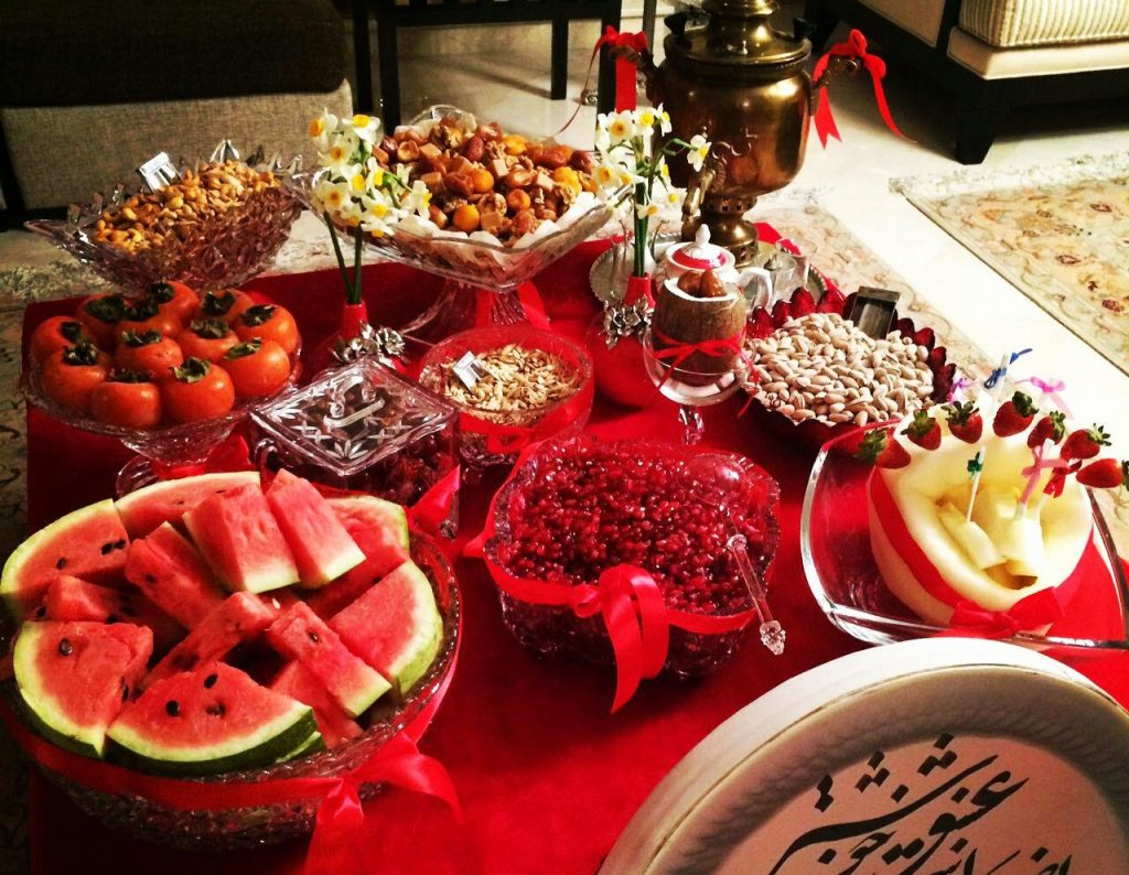 yalda-night-preprations