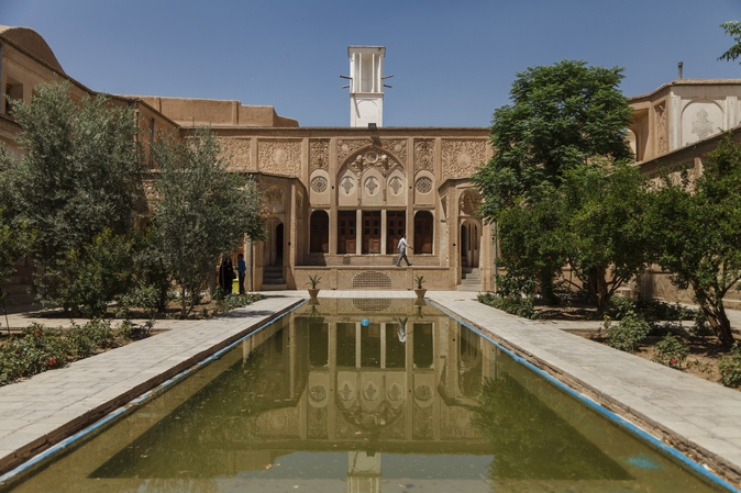 Places to visit in Kashan