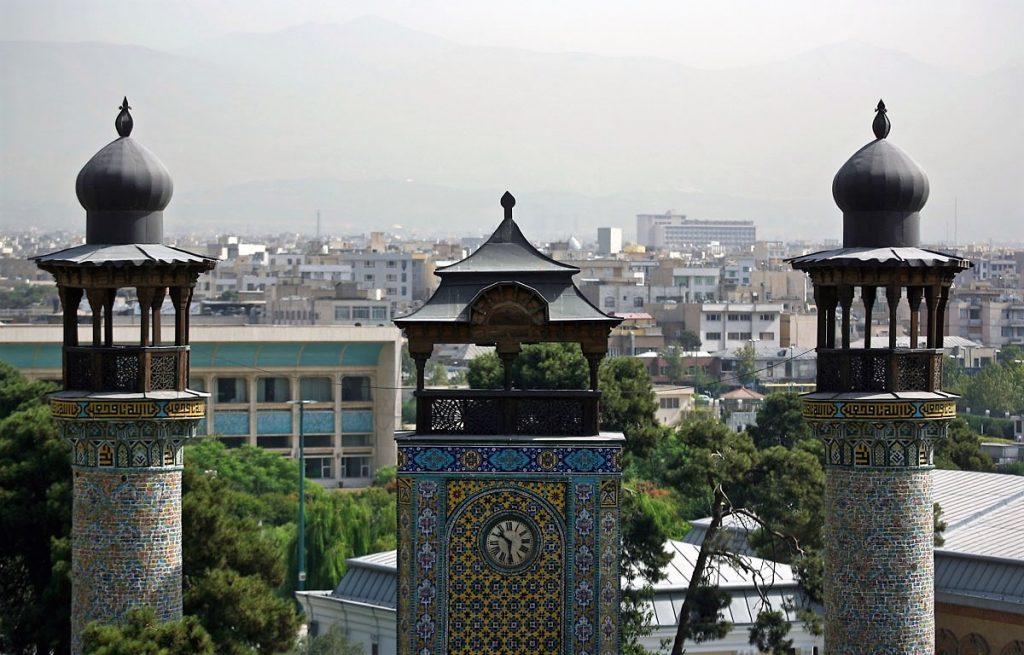 Shahid Motahari School in Tehran